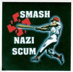 Smash Nazi scum - Spuckies