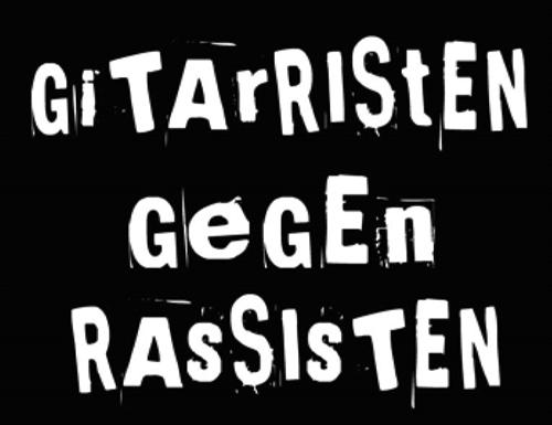 Gitarristen gegen Rassisten - Spuckies