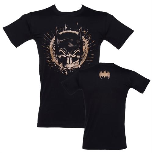 Batman - Gold Skull Mask, T-Shirt