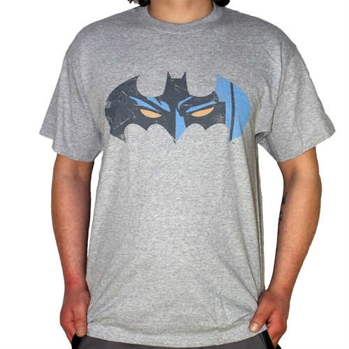 Batman - Face Mask, T-Shirt