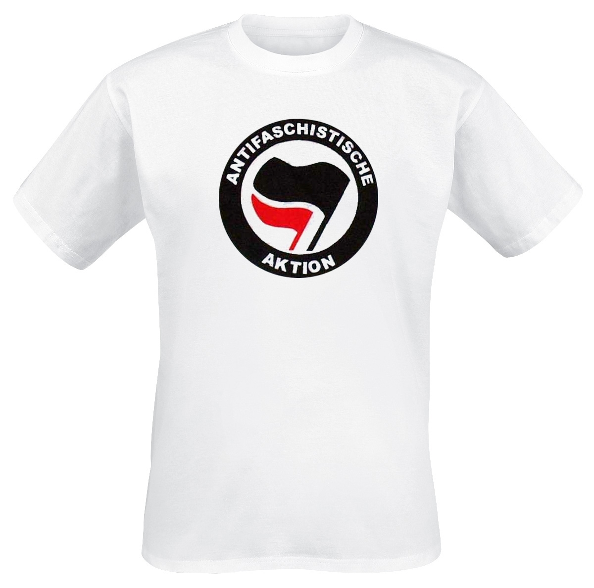 513cb6da860 Antifaschistische Aktion - T-Shirt - Nix-Gut Mailorder