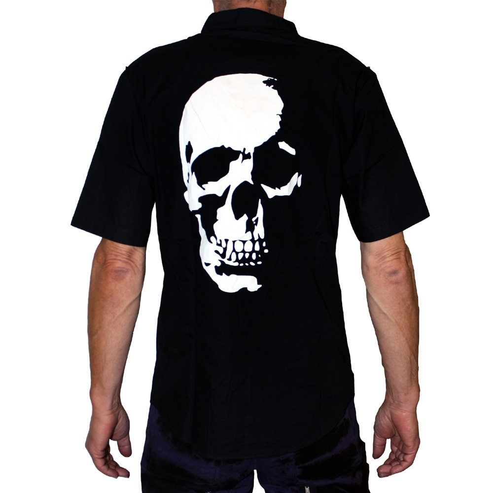 cf8bfcf12083 Iancia - Skull, Hemd - Nix-Gut Mailorder