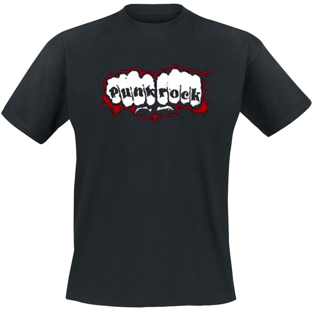 5e07780fec6005 Punkrock - T-Shirt - Nix-Gut Mailorder