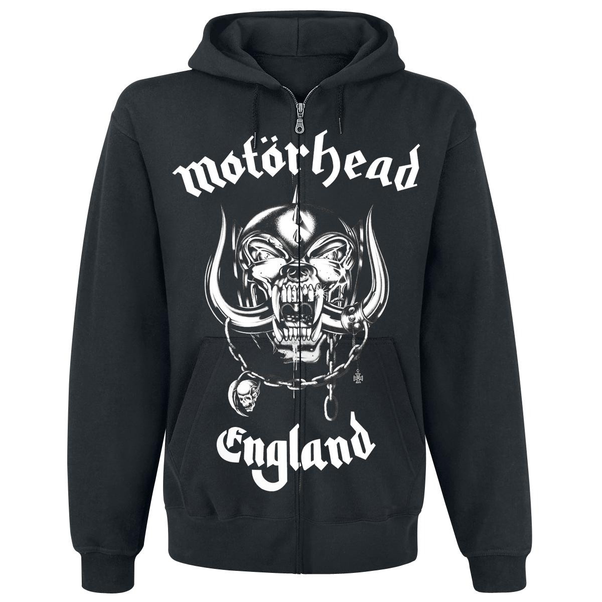 Motörhead England, Kapuzenjacke Nix Gut Mailorder