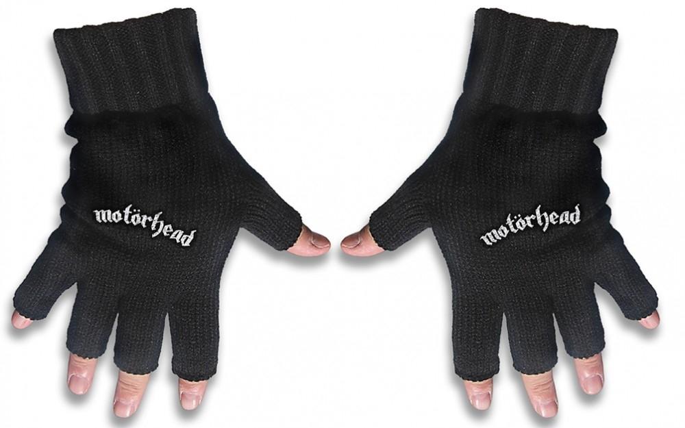 Motörhead Logo, Handschuhe Nix Gut Mailorder