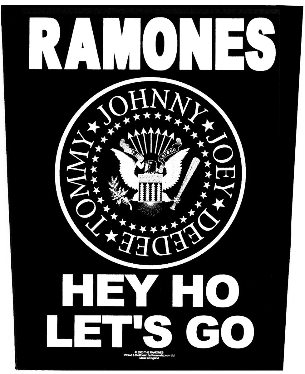 Hey Ho Lets Go