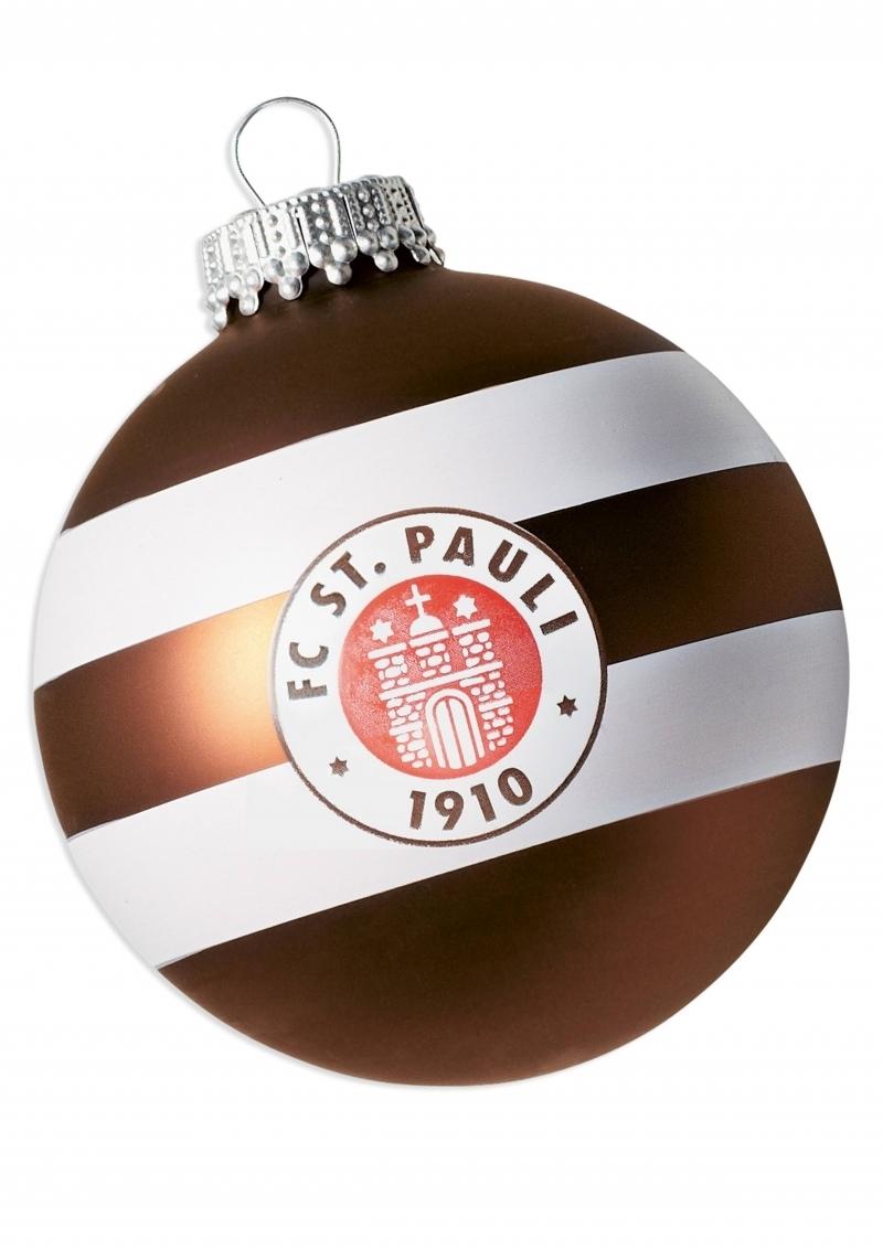Nightmare Before Christmas Christbaumkugeln.St Pauli Logo Christbaumkugeln Nix Gut Mailorder