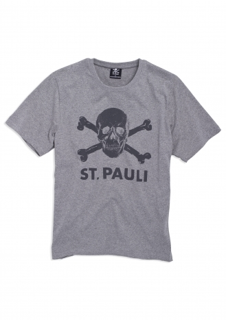 st pauli totenkopf t shirt nix gut mailorder. Black Bedroom Furniture Sets. Home Design Ideas