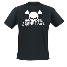 Zaunpfahl - Polizisten, T-Shirt