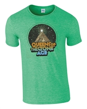Queens Of The Stone Age - Space Mountain, T-Shirt