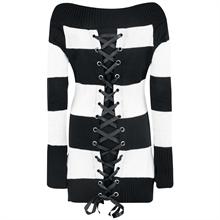 Vixxsin - Anchor Top, Girl-Long-Sweater