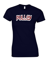 Pulley - Red Logo, Girl-Shirt