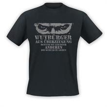 Wutbürger - T-Shirt