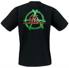 S.i.K. Anarchie - Schwarzer Mann, T-Shirt