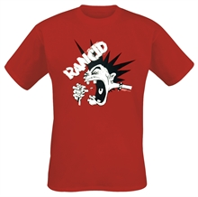 Rancid - Mohawk, T-Shirt
