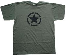 Black Star - T-Shirt