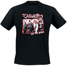 Casualties - Up The Punx, T-Shirt