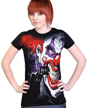 Darkside - Clown, Girl-Shirt