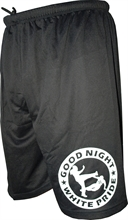 Good Night White Pride - Mesh Short