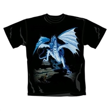 Mountain Fantasy - Ice Dragon, Kindershirt