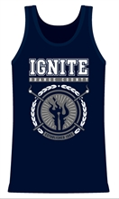 Ignite - Matches, Tank-Top
