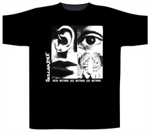 Discharge - Hear Nothing See Nothing, T-Shirt