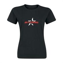 Offspring - Schriftzug + Stern, Girl-Shirt