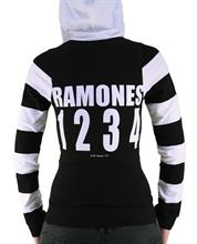 Ramones - 1234, Girl Kapuzenjacke