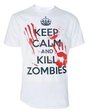 Darkside - Keep Calm & Kill Zombies, T-Shirt