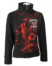 Darkside - Zombie Killer 13, Girl-Sweatjacke
