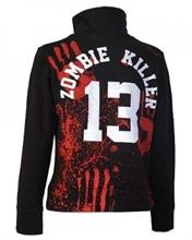 Darkside - Zombie Killer 13, Girl-Sweatjacke