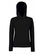 Fruit of the Loom Lady-Fit Hooded Sweat Kapuzi