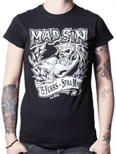 Mad Sin - 25 Years, Girl-Shirt