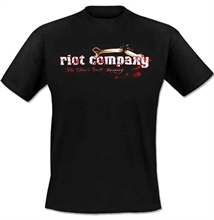 Riot Company - Fires still burning, T-Shirt