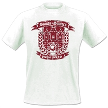 Saints & Sinners - Wappen, T-Shirt