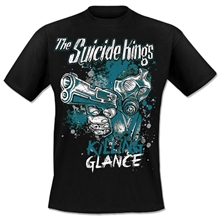 Suicide Kings, The - Killing Glance, T-Shirt