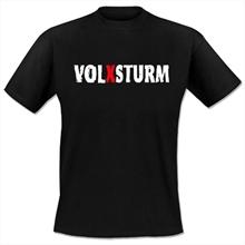 Volxsturm - Logo, T-Shirt