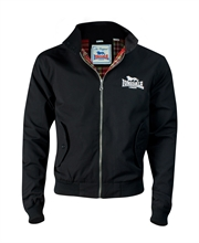 Lonsdale - Slim Fit, Harrington Jacke mit Bruststick