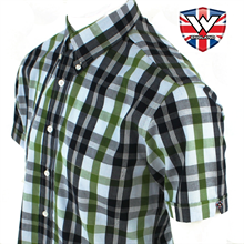 Warrior Clothing - Cromwell, Button Down Hemd