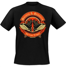 Saints & Sinners - Boots, T-Shirt