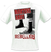 Martens Army - Ich bin die Rebellion, T-Shirt