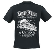 SpitFire - Ride it like you stole it, T-Shirt