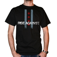 Rise Against - Flag, T-Shirt