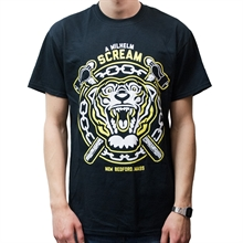 Wilhelm Scream - Tiger, T-Shirt
