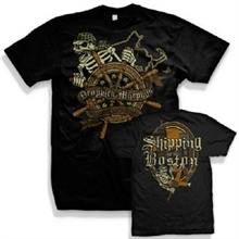 Dropkick Murphys - Shipping Up To Boston, T-Shirt