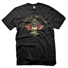 Dropkick Murphys - Signed Cross, T-Shirt