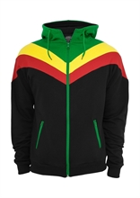 Urban Classics - Arrow Sweat Zip, Kapuzenjacke