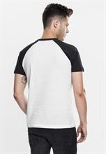 Urban Classics - Raglan Contrast Tee, T-Shirt