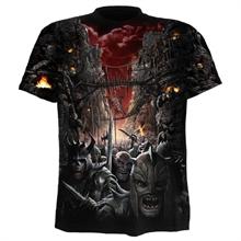 Spiral - Devils Pathway Allover, T-Shirt