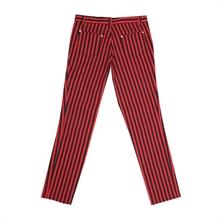 Nix Gut - Red Stripe, Frauenhose